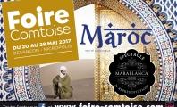 Foire Comtoise du 20 au 28 mai 2017