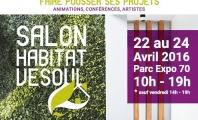 Salon de l'Habitat à Vesoul du 22 au 24 Avril 2016