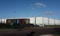 Nouvel entrepôt GAFIC
