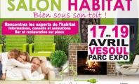 Salon de l'Habitat à Vesoul du 17 au 19 avril 2015
