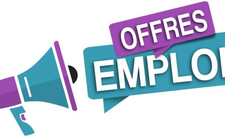 Recrutements : postes à pourvoir