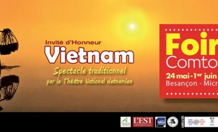 Foire Comtoise à Besançon du 24 Mai au 1er Juin 2014