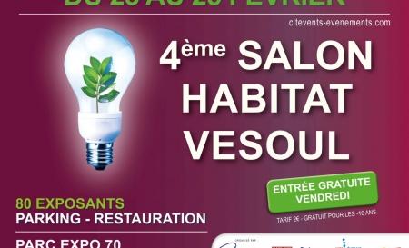 Salon de l'habitat Vesoul 2018