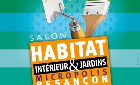 Salon de l'Habitat à Besançon du 11 au 13 octobre 2013