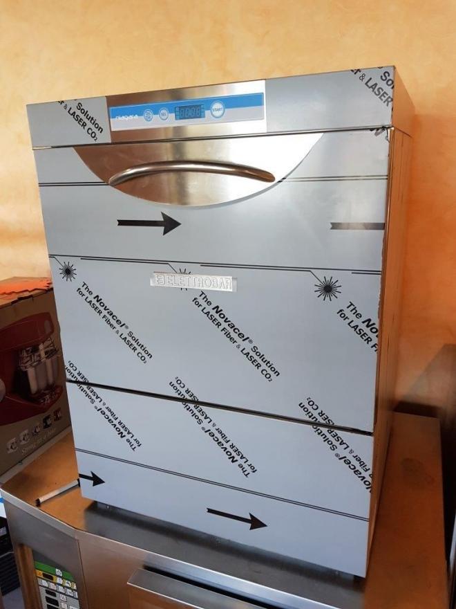 Lave-vaisselle ELETTROBAR Niagara 261-2