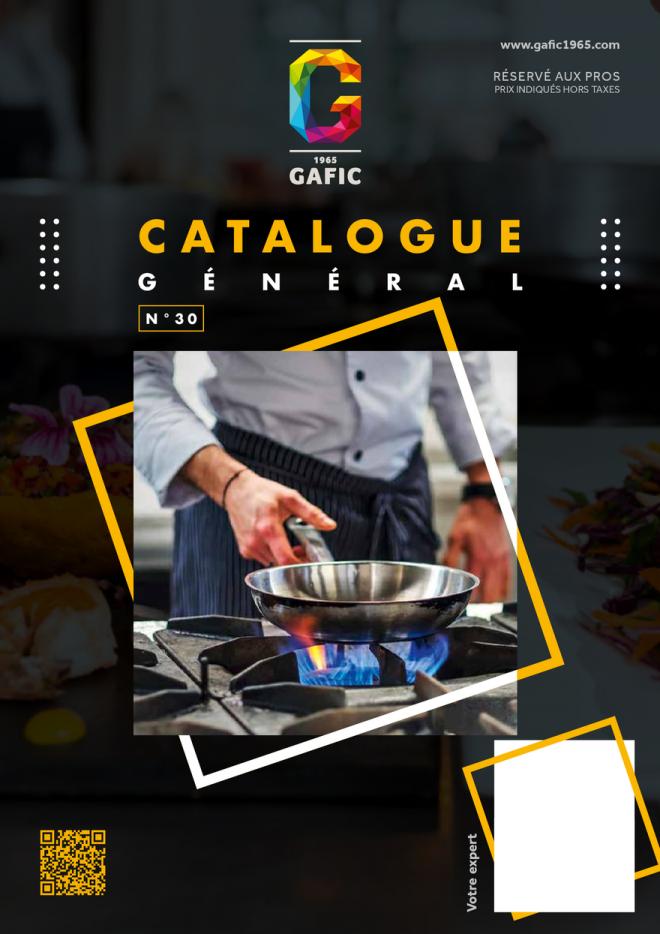 Catalogue général GAFIC 2021