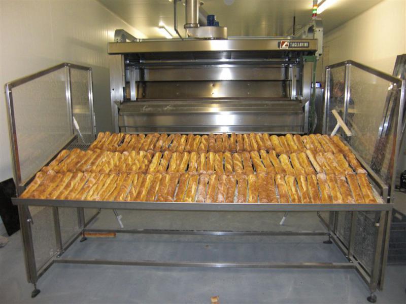 Metiers De Bouche Boulangerie Boucherie Traiteur Boulangerie Industrielle Four Tunnel