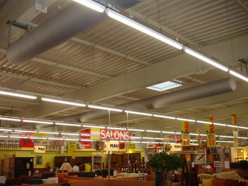 Climatisation ventilation magasins maga meubles for Maga meuble besancon