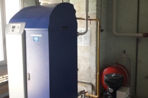 Chaudière gaz à condensation à Luxeuil (2018)