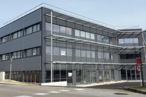 Immeuble de bureaux à Besançon (2017)