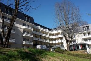 Résidence Seniors 86 appartements à Dijon (2016)
