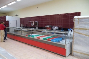 Boucherie charcuterie à SAINT NABORD (2014)