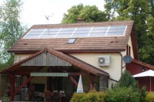 Solaire PV à Linexert (2009)