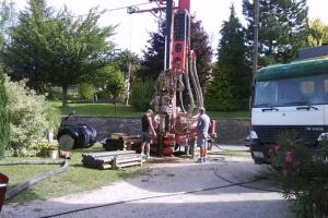 Géothermie verticale à Polaincourt (2009)
