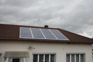 Solaire PV à Vesoul (2010)