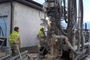Forage géothermique à Villers-le-Sec (2017)