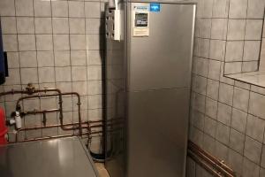Aérothermie Air/Eau Haute Température à Héricourt (2019)