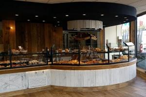 Magasin d'une boulangerie à Vesoul (2015)