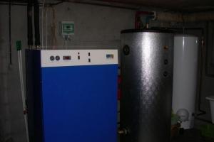 Géothermie sur nappe phréatique à Fontenois-la-Ville (2007)