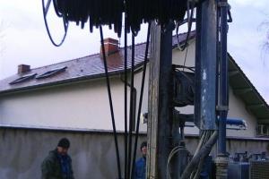 Géothermie verticale à Colombe-les-Vesoul (2008)