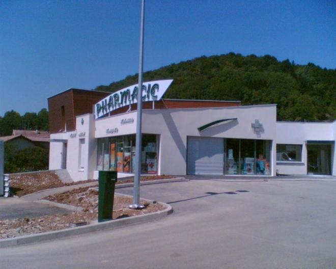 Pharmacie SIMONIN (2006)