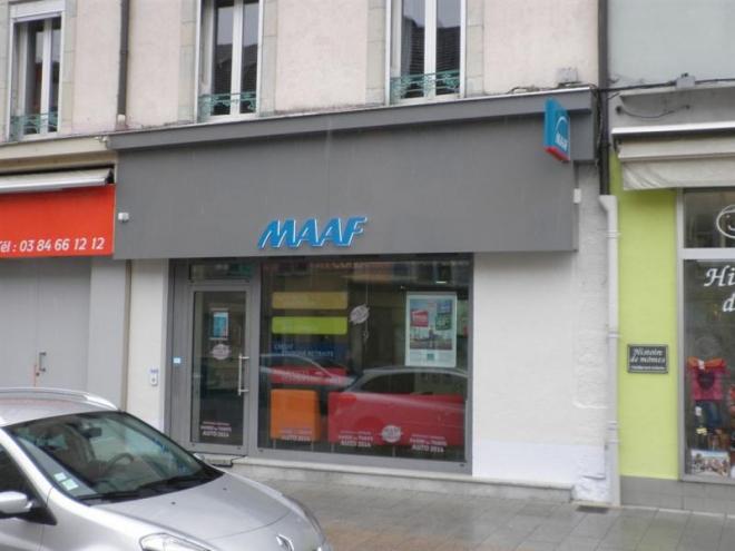 MAAF Champagnole (2013)