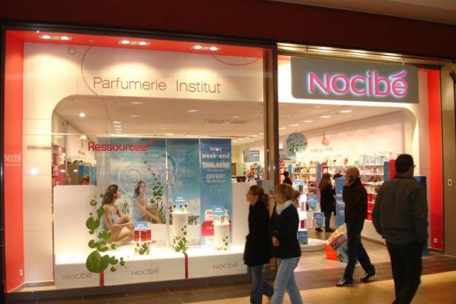 NOCIBE Besançon Chateaufarine (2009)