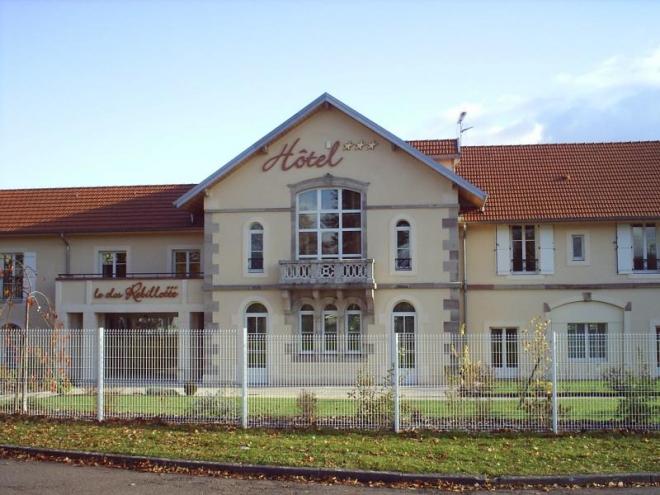 LE CLOS REBILLOTTE Luxeuil (2006)
