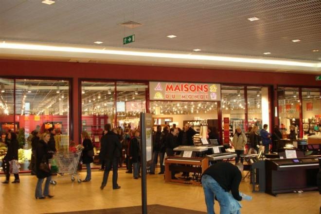 MAISONS DU MONDE Besançon Chateaufarine (2009)