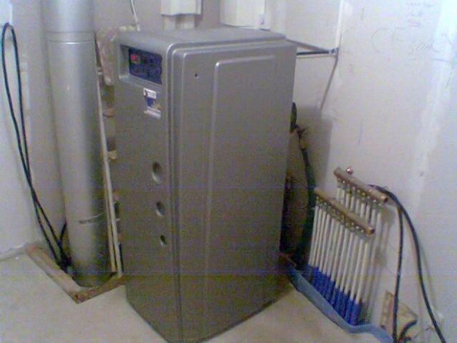 Géothermie horizontale à Breurey-les-Faverney (2005)