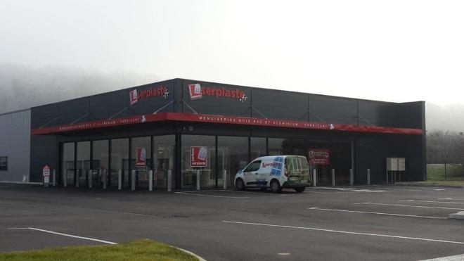 SERPLASTE à Châtillon-le-Duc (2016)