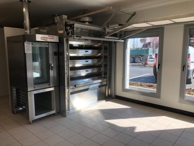 Boulangerie à Chaux (2019)