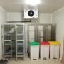 Chambres froides pour un magasin de producteurs à Froideconche (2019)