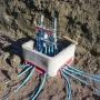 Capteur géothermique à Breurey-les-Faverney (2009)