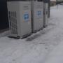 Climatisation bâtiment d'une entreprise d'usinage à Damprichard (2021)