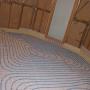 Plancher chauffant à Breurey-les-Faverney (2009)